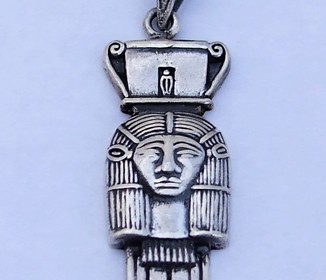 Silver Egyptian Jewellery